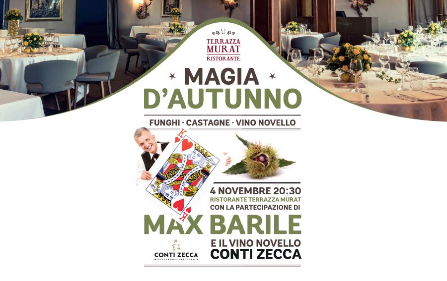 Magia d'Autunno - Max Barile