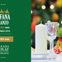 Pranzo dell'Epifania 2016 in Terrazza Murat