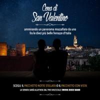 San Valentino 2016 dalla Terrazza più bella d'Italia