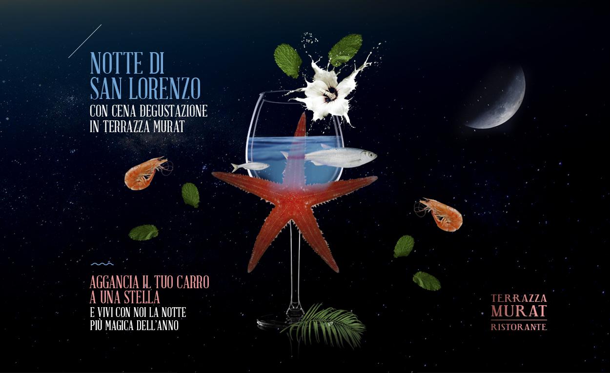San Lorenzo 2018: aggancia il tuo carro a una stella e vivi la notte più magica dell'anno con un menu degustazione siderale
