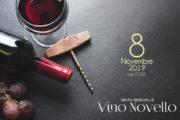 Cena a tema Vino Novello | 8 Novembre h21