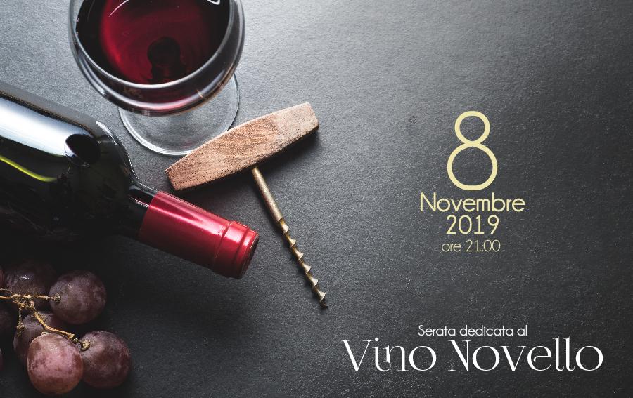 Serata Vino Novello 2019
