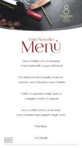 menu vino novello_murat2019